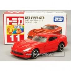 Takara Tomy - 11 SRT VIPER GTS RED
