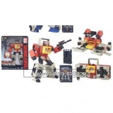 Transformers Generations Titans Return Leader autobot blaster