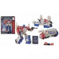Transformers Generations Titans Return Leader Powermaster Optimus Prime