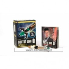 Doctor Who 11th Doctor's Sonic Screwdriver and Illustrated Book