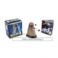 Doctor Who Dalek Collectible Figurine and Illustrated Book