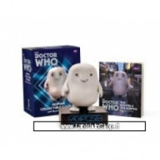 Doctor Who Adipose Collectible Figurine and Illustrated Book