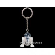 Lego R2-D2 Key Chain