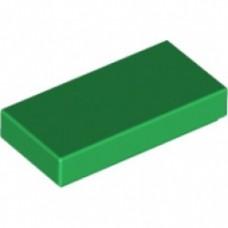 Mattonella 1 x 2 Verde Compatibile