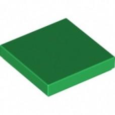 Mattonella 2 x 2 Verde Compatibile