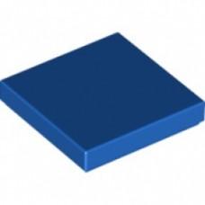 Mattonella 2 x 2 Blu Compatibile