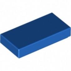 Mattonella 1 x 2 Blu Compatibile