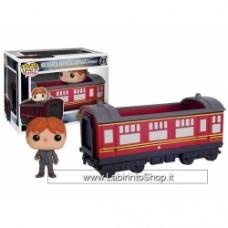 Pop! Rides: Hogwarts Express Traincar with Ron Weasley