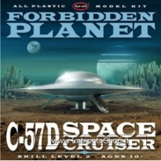 Polar Lights POL895/12 1/144 Forbidden Planet C-57D Starcruiser