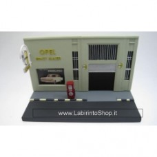 EAGLEMOSS - Nostalgic Opel Garage