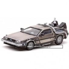 Ritorno Al Futuro 2 - Back To The Future II - Delorean 1:18 Die-Cast