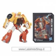 Transformers Generations Titans Return Legends Autobot Wheelie