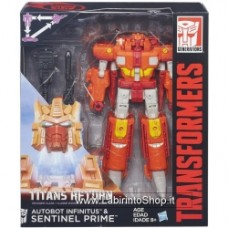 Transformers Generations Titans Return Sentinel Prime Voyager Voyager Class