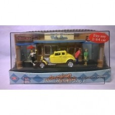 Motor Max 1932 Ford Coupe die-cast collectible car AMERICAN GRAFFITI 1:64