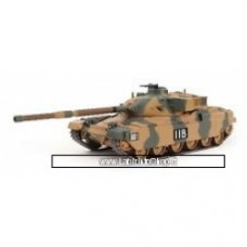 British Chieftain Mk.5 Main Battle Tank MILITARY VEHICLE 1:72 SCALE