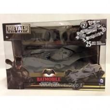 Jada Toys DC Comics - Batman v Superman - Batmobile DARK GREY Model Kit (1/24