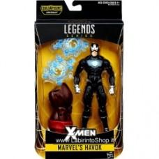 X-Men Marvel Legends 6-Inch Action Figures Havok