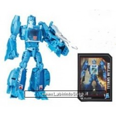 Transformers Generations Titans Return Deluxe Blurr