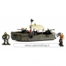 Mega Bloks - Call of duty -  Riverboat Raid