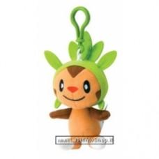 Pokemon Plush Keychains 8 cm Chespin