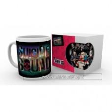Suicide Squad Mug Logo