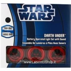 Battery-Operated Darth Vader 8-Light Set
