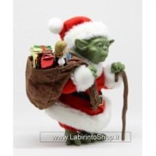 Star Wars Santa Yoda