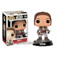 Pop! Star Wars: Rey Final Scene