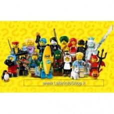 Lego minifigure serie 16 - completa