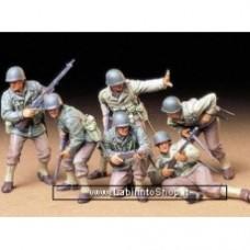 Tamiya 1:35 US Assault Infantry set
