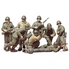 Tamiya 1:35 U.S. Infantry