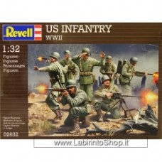 Revell US Infantry WWII 1:32