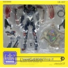 Kaiyodo Evangelion 2.0 Legacy of Revoltech LR-037 EVA-03 Production Model Figure