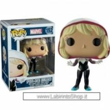 Pop! Marvel: Spider Gwen Unmasked