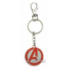 Marvel: AVENGERS Logo Metal Keychain