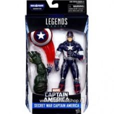 Captain America Civil War Marvel Legends Figures Captain America