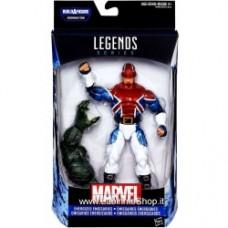 Captain America Civil War Marvel Legends Figures Captain Britain