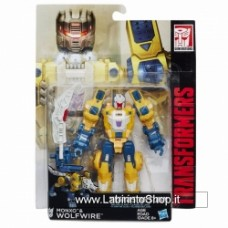 Transformers Generations Titans Return Deluxe Monxo & Wolfwire