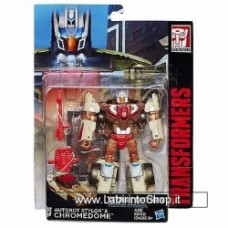 Transformers Generations Titans Return Deluxe Chromedome