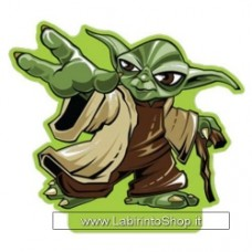 Star Wars Yoda Shorty Paper Air Freshener