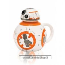 Star Wars Episode VII 3D Ceramic Mug BB-8