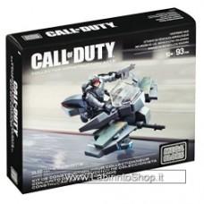 Mega Bloks - Call of Duty - Hoverbike Raid Playset