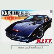 Aoshima Knight Industries 2000 Knight Rider K.I.T.T. Season Four