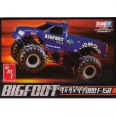 AMT 1:32 Big Foot Monster Truck Plastic Model Kit