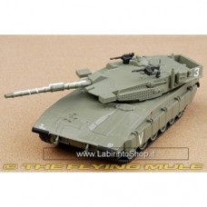 Eaglemoss 1:72 Modern Combat Vehicles CV0011 MANTAK Merkava Mk 3 Diecast Model IDF