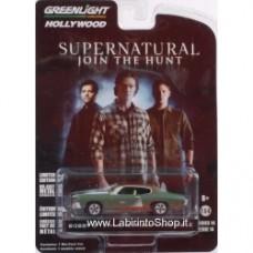 Bobby 1971 Chevrolet Chevelle SUPERNATURAL Greenlight 1:64 Scale