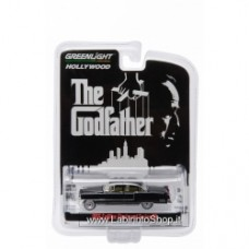Cadillac Fleetwood Series 60 The Godfather 1972 1:64 Greenlight