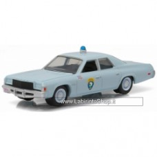 1:64 GREENLIGHT HOT PURSUIT 1977 DODGE ROYAL MONACO - MONTANA HIGHWAY PAT