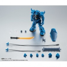 ROBOT spirits [SIDE MS] Mobile Suit Gundam MS-07B gouf ver. A.N.I.M.E.(first rewards) Bandai