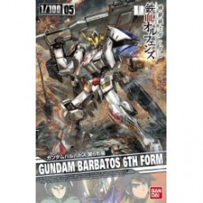 1 / 100 gundambarbatos 6 form Gundam model kits Gundam Gundam Gundam iron blood or fences plastic model